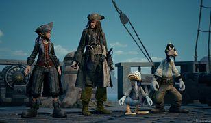 Kingdom Hearts III, trzecia odsłona serii gier jRPG czerpiącej ze świata Disneya