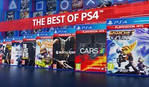 Do PlayStation Hits trafią największe hity z PS4