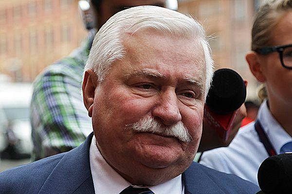 Lech Wałęsa: Putin wypowiedział światu wojnę