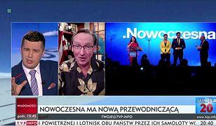 """Wojciech Cejrowski rozmawiał z Michałem Rachoniem w programie """"Minęła 20""""."""