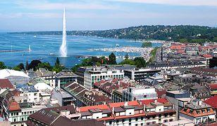 Genewa - drugie pod względem liczby mieszkańców miasto Szwajcarii