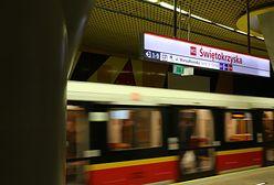 """Warszawa. Awantura w metrze. """"Nie spodobałem się ochroniarzowi"""""""
