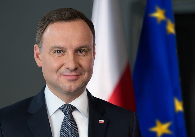 """Andrzej Duda pogratulował twórcom """"Bożego Ciała"""" nominacji do Oscara"""