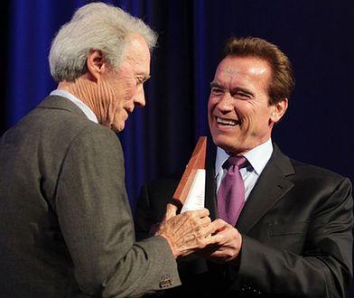 Clint Eastwood i Arnold Schwarzenegger razem wybrali się na narty