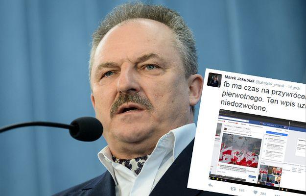 Marek Jakubiak i sprawa Marszu Niepodległości. To nie jedyna burza w internecie wokół posła Kukiz'15