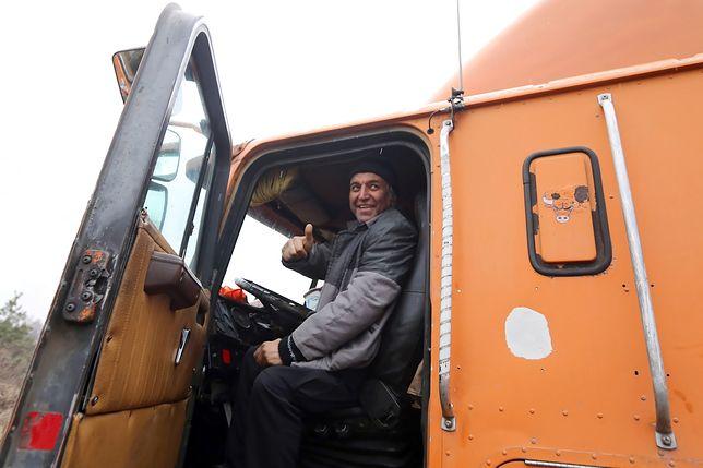 Fardin Kazemi, najbardziej znany irański kierowca w Polsce