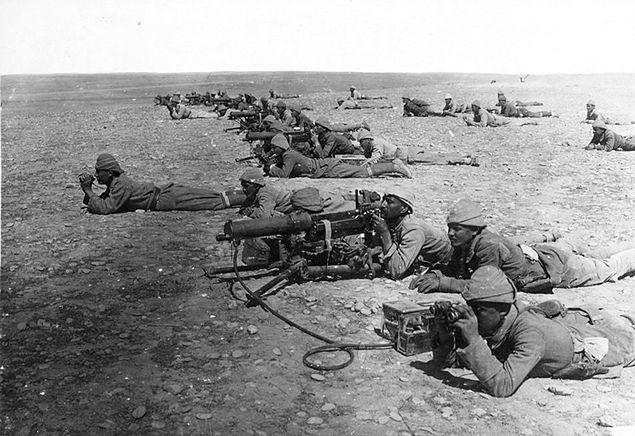 Wojna o Kaukaz - Turcja i Rosja w I wojnie światowej