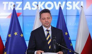 """Makowski: """"Nie da się być prezydentem ani liderem opozycji 'na pół etatu'. Co dalej z Rafałem Trzaskowskim?"""" [OPINIA]"""