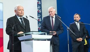 Koziński: Spór Kaczyńskiego, Gowina i Ziobry. Tak w polskich realiach wygląda efekt kobry