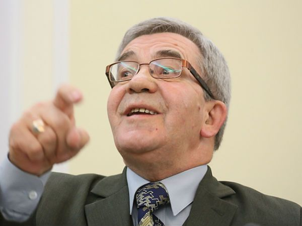 Prof. Tadeusz Jasudowicz na posiedzeniu zespołu parlamentarnego ds. zbadania przyczyn katastrofy smoleńskiej
