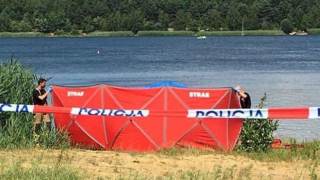 Jezioro Chechło-Nakło. Tragiczna śmierć trójki osób