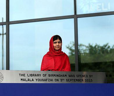 Malala Yousafzai w 2013 r.