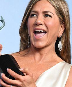 Jennifer Aniston zdradziła swój sekret z gali SAG!