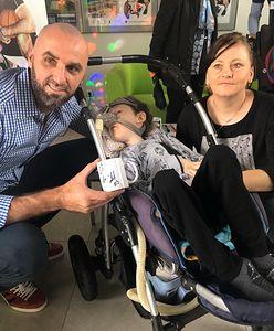 Marcin Gortat po wizycie w łódzkim hospicjum: To był dzień uczący pokory