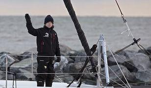 Greta Thunberg zmierza na kolejny szczyt klimatyczny