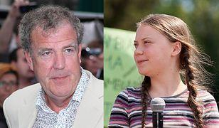 Clarkson w ostrych słowach o Grecie Thunberg