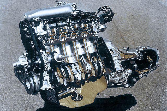 40 lat pięciocylindrowych silników Audi