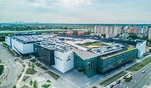 Warszawa ma nowe centrum handlowe. Wkrótce otwarcie Galerii Północnej
