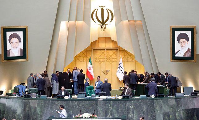 Iran. Parlament uznał Pentagon i dowódców USA za terrorystów