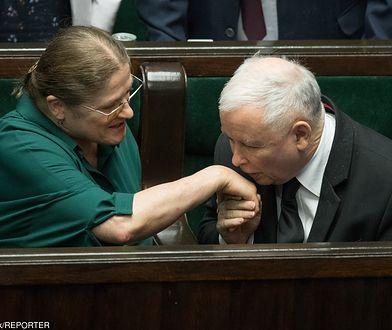Krystyna Pawłowicz odchodzi z polityki? Nikt w to nie wierzy.