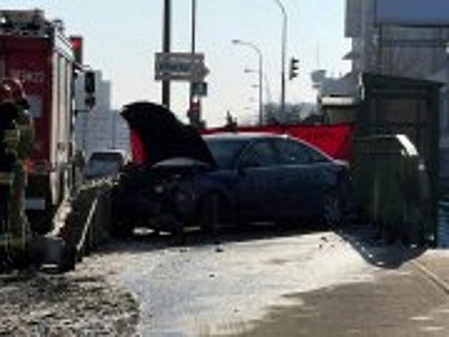 Warszawa. Policja szuka świadków wypadku