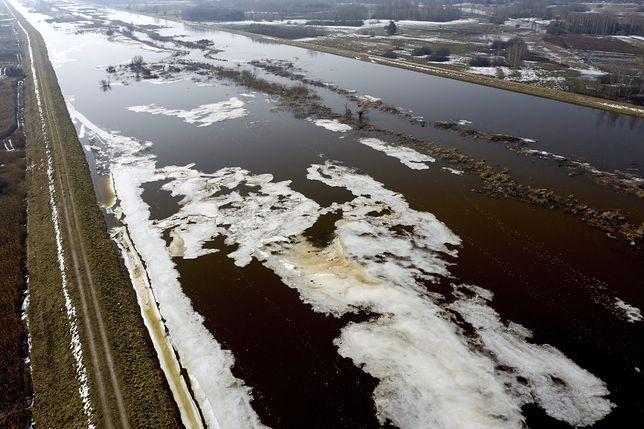 Alert IMGW. Ostrzeżenia hydrologiczne dla woj. mazowieckiego i podlaskiego