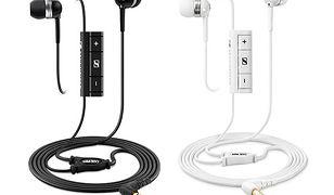 Niedrogie słuchawki douszne Sennheiser