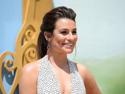 Lea Michele ukradła coś z Białego Domu