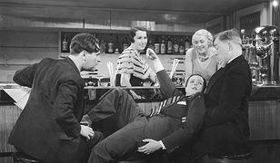 """Kadr z filmu """"Czy Lucyna to dziewczyna"""" z 1934 r."""