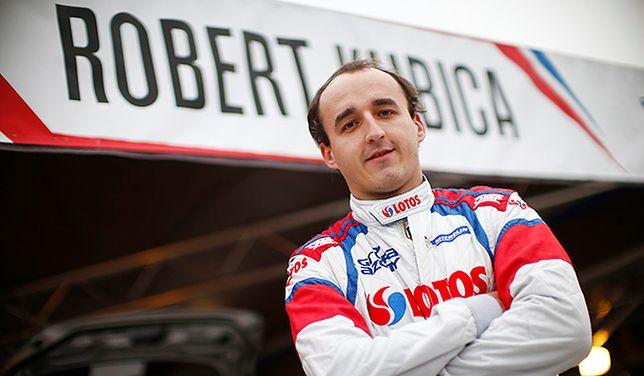 Kubica: powrót do F1 marzeniem