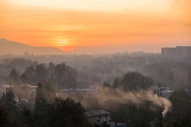 Smog Kraków i Katowice 29 listopada. Sprawdź jakość powietrza w Black Friday.