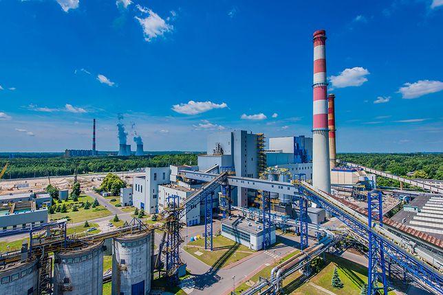Elektrownia Jaworzno II to jeden z zakładów spółki Tauron Polska Energia