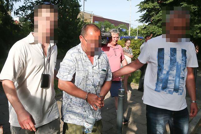 Mężczyzna zatrzymany za atak na księdza