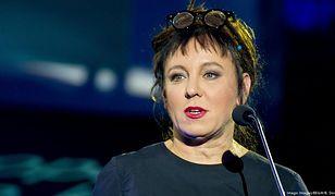 Olga Tokarczuk jest laureatką Nagrody Nobla w dziedzinie literatury za rok 2018