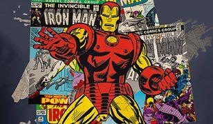 W Biedronce będzie można kupić oryginalne koszulki m.in. z bohaterami Marvela