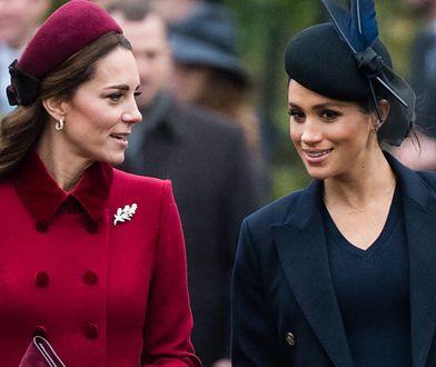Przed swoim ślubem Meghan Markle pokłóciła się z Kate Middleton. O co poszło?