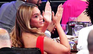 Beyonce na gali Grammy. Podczas memoriału Kobego Bryanta nie pozwoliła na żadne zdjęcia