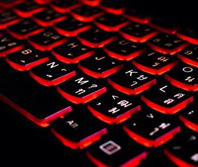 Wygodna i solidna klawiatura z podświetleniem ucieszy fana gier komputerowych