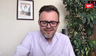 Koronawirus w Polsce. Robert Feluś: Nie idźcie na spacer, żeby nie skończyć na cmentarzu