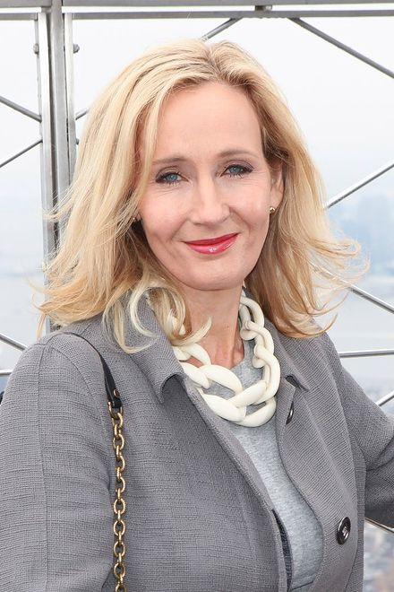 J.K. Rowling pisze również pod pseudonimami