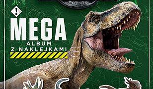 Jurassic World 2. Megaalbum z naklejkami