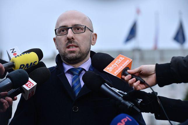Krzysztof Łapiński uważa, że premier był bohaterem kampanii PiS