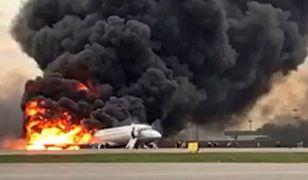 Rosja. Katastrofa samolotu Suchoj Superjet 100