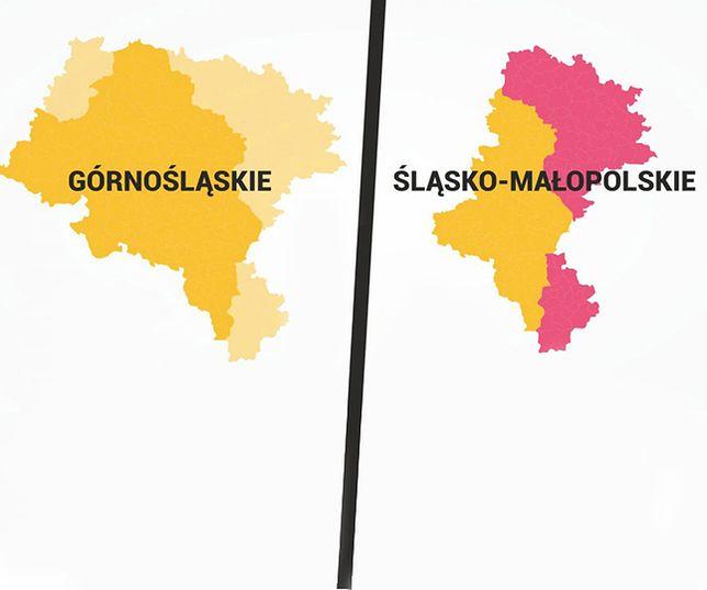 Ruch Autonomii Śląska chce zmiany granic województwa śląskiego