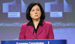 Vera Jourova o nowym mechanizmie w UE. Chodzi o praworządność i unijne fundusze