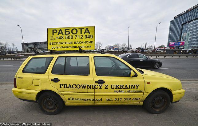 Ukraińcy wyjadą z Polski do Niemiec. Bo u nas życie jest za drogie
