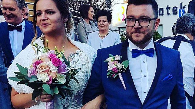 """Agnieszka i Wojtek z programu """"Ślub od pierwszego wejrzenia"""""""