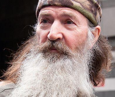 """Phil Robertson z """"Duck Dynasty"""" ma nieślubną córkę"""