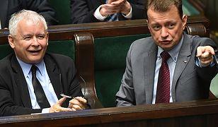 """Mariusz Błaszczak przekonuje, że gdyby nie """"zaniechania"""" poprzedniego rządu, Polska zapłaciłaby mniej za F-35"""