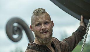 """Alexander Ludwig jako Björn w serialu """"Wikingowie"""""""